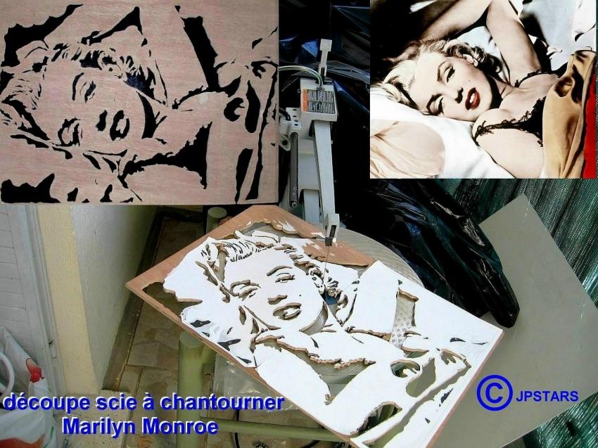 Marilyn Monroe par JPSTARS